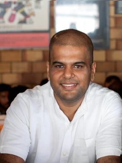 Mr Venkatesh N